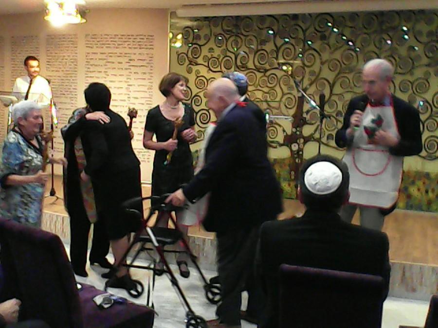 реформистская синагога