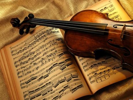 скрипичный концерт
