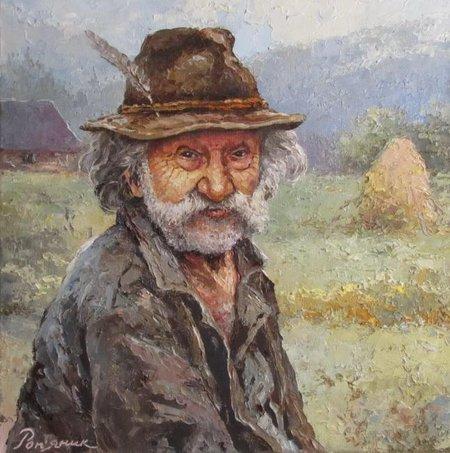 гуцул старик