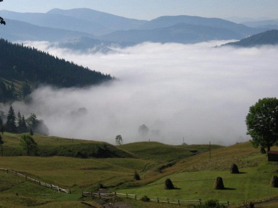 карпаты_туман