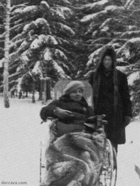 ленин последняя зима01